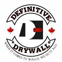 ( Fredericton Definitive Drywall & Crack Fill ) 506-292-3662
