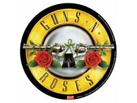 Drummer wanted for new Guns N' Roses cover band, Guildford/Woking area