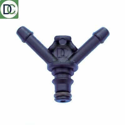 Citroen C5 2.0 HDI 135 Degree Leak Off Pipe Connector for Siemens VDO Injector