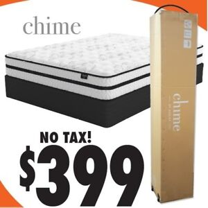 Chime queen mattress $399 TAX INCLUDED!