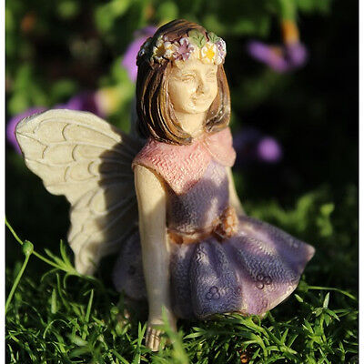 - Miniature Dollhouse FAIRY GARDEN Fairy Ella
