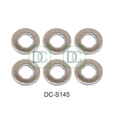 E70 Common Rail Diesel Injector Washers X 6 BMW X5