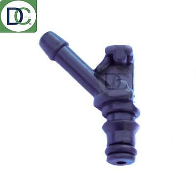 Ford Galaxy 2.0 TDCI 135 Degree Leak Off Pipe Connector for Siemens VDO Injector