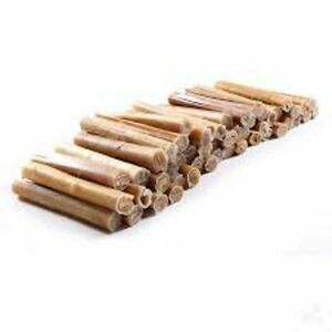 50-X-5-RAWHIDE-CIGAR-DOG-CHEWS-TREATS-DENTAL-STICKS-HIDE-CHEWS
