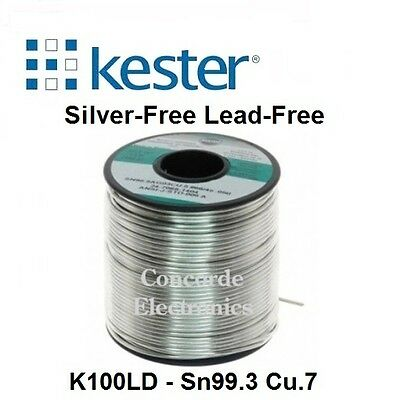 Kester Lead Free Solder 24 9574 6411  K100    331 Water Soluble Flux   062  3