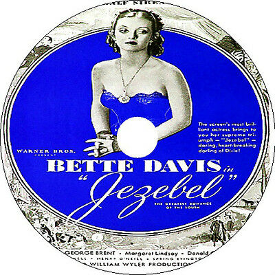 Jezebel DVD Bette Davis Henry Fonda George Brent 1938 rare