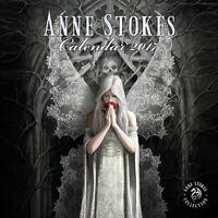 Anne Stokes - Official 2017 Calendario C15004 -  - ebay.it