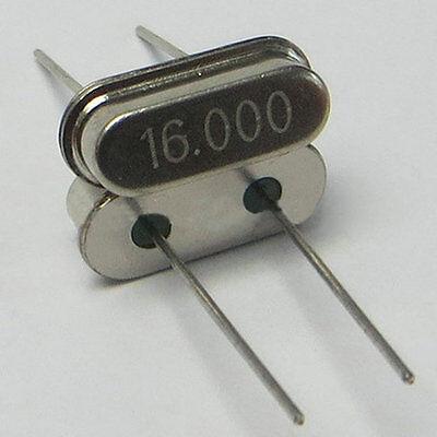10pcs 16mhz Hc-49s Assortment Kit 3.579-60mhz 3.2-100mhz Crystal Oscillator