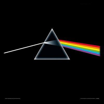 Pink Floyd - Dark Side of the Moon - Framed Album Cover Print ACPPR48139