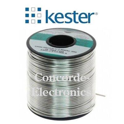 Kester Lead-free Silver-free Solder Sn99 44-rosin Flux .093 3 Clearanc