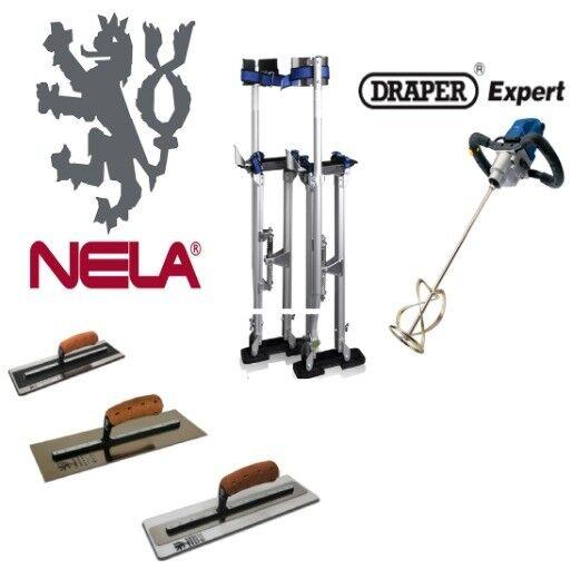 "NELA 14"" TROWEL DEAL SUPERFLEX GOLD MKII PLASTICFLEX"
