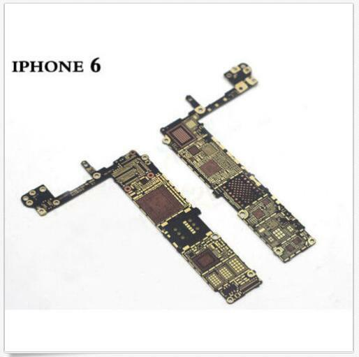 New Bare Main Logic Board Motherboard PCB for iPhone 6/6P/6S