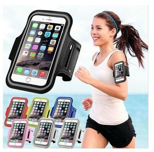 iPhone 7 PLUS - Sportband Armband Jogging Band Jogger Sportler Lauf Band Fitness