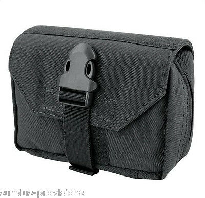Condor Rip-away Emt First Response Pouch Tactical First Aid Medic Black 191028