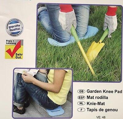 Schaumstoff Knieunterlagee Knieschutz Kniematte Knieschoner Garten Arbeit 756557