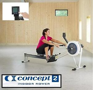 NEW* CONCEPT2 INDOOR ROWING MACHINE - 134358935 - WITH PM5