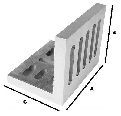 Slotted Angle Plates (open End) 6 X 5 X 4-1/2