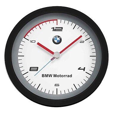 BMW Motorrad Motorsport Wanduhr Kollektion Geschenkidee Fanartikel NEU UHR