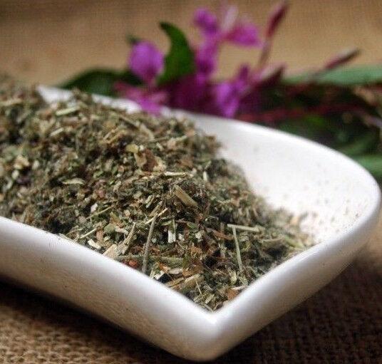 100g-1000g Weidenröschen kleinblütig Weidenröschenkraut geschnitten Tee