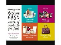 Join Avon Today staff needed