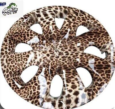 19x79 Water Transfer Print Film Us Hydrographic Hydro Dip Leopard Animal Skin
