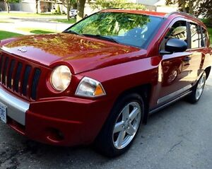 2007 Jeep Compass 4x4 limited