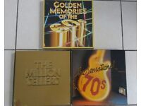 60's, 70's and 80's Pop Albums ALL GOOD CONDITION