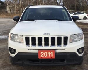 2011 Jeep Compass North Edition.4WD,no accident