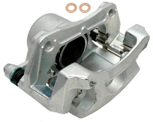 Disc Brake Caliper Friction Ready Non Coated Front Left Reman