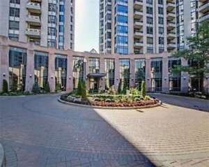 Large Beautiful Renovated 1Bdrm + Den On Heart Of North York