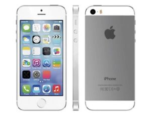 iPhone 5S 16 GB - space grey
