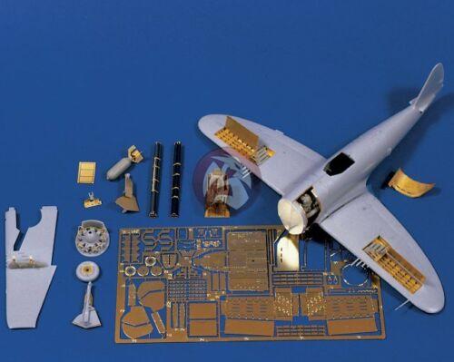 Verlinden 1/72 Republic P-47 Thunderbolt Superdetail Set (for Hasegawa kit) 654