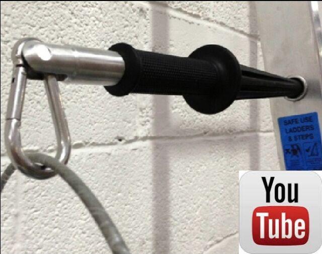 LadderLimb - Safety first with the Ladder Limb Paint Pot Bucket Hook