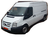LWB Transit Van for all your needs. Removals/Deliveries Daily & Hourly Rate. 24/7