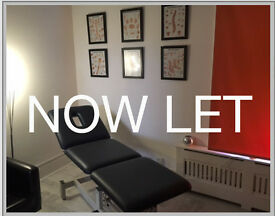 Perfect treatment room for new businesses or sole traders from July - most days now let