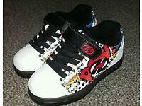 Heelys x2 kids roller trainers size 11