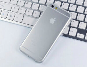 ULTRA THIN CLEAR SILICONE SOFT COVER CASE FOR IPHONE 6 SNAP ON Regina Regina Area image 2