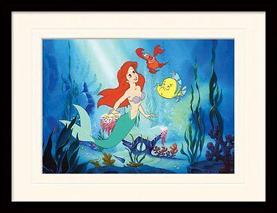 Disney - The Little Mermaid - Ariel - 30 x 40cm Framed Poster Print MP11349P