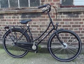 Omabike Omafiets dutch bike BATAVUS - SHIMANO NEXUS 3 speed, size 18in - Welcome for test ride !!