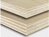 12mm Wisa Spruce Plywood Size - 2440 x 1220