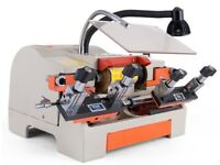 Dual Twister 100E1 Key Cutting Machine (NEW with warranty & free delivery)