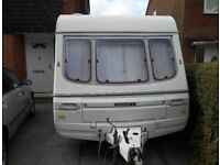 Swift challenger 1994. Full awning and all accessories. Can deliver.