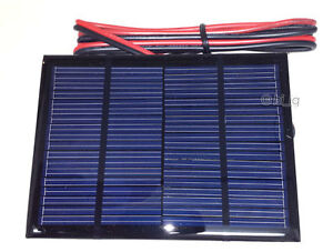 2 Volt 500ma Solar Panel For SmaĹl Motor.diy Solar Ventilator Etc Cheapest Price From Our Site Alternative & Solar Energy