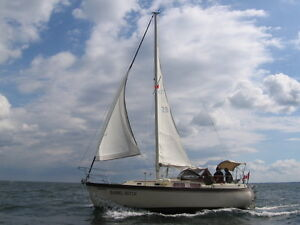 Halman Horizon 27' Sailboat