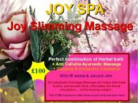 ✿ JOY AYURVEDIC SLIMMING 2h Full body oil Massage ASMR WEIGHT LOSS with Sauna Jacuzzi Newcastle ✿
