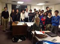 Conversational English Classes - 8 hours of instruction $100
