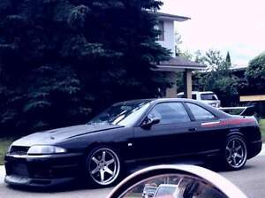 1993 Nissan Skyline GT-S Coupe - Modified