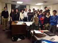 English Writing Classes