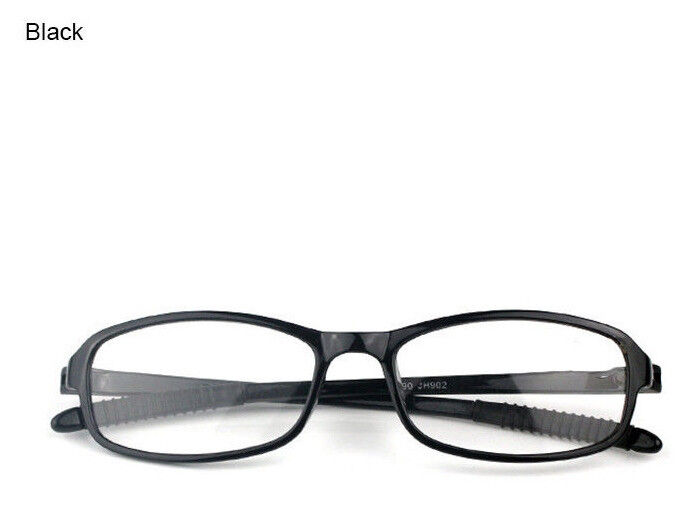 a603e359d90f New Ladies Men Unisex Adult Black Reading Glasses +1.50.