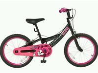brand new 18 inch girls bike